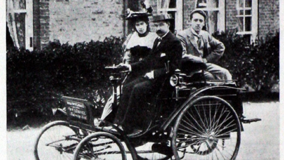 Arnold Benz O Primeiro Automovel A Apanhar Uma Multa De Velocidade