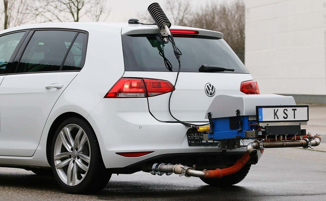 RDE - Emissões em condições reais de condução
