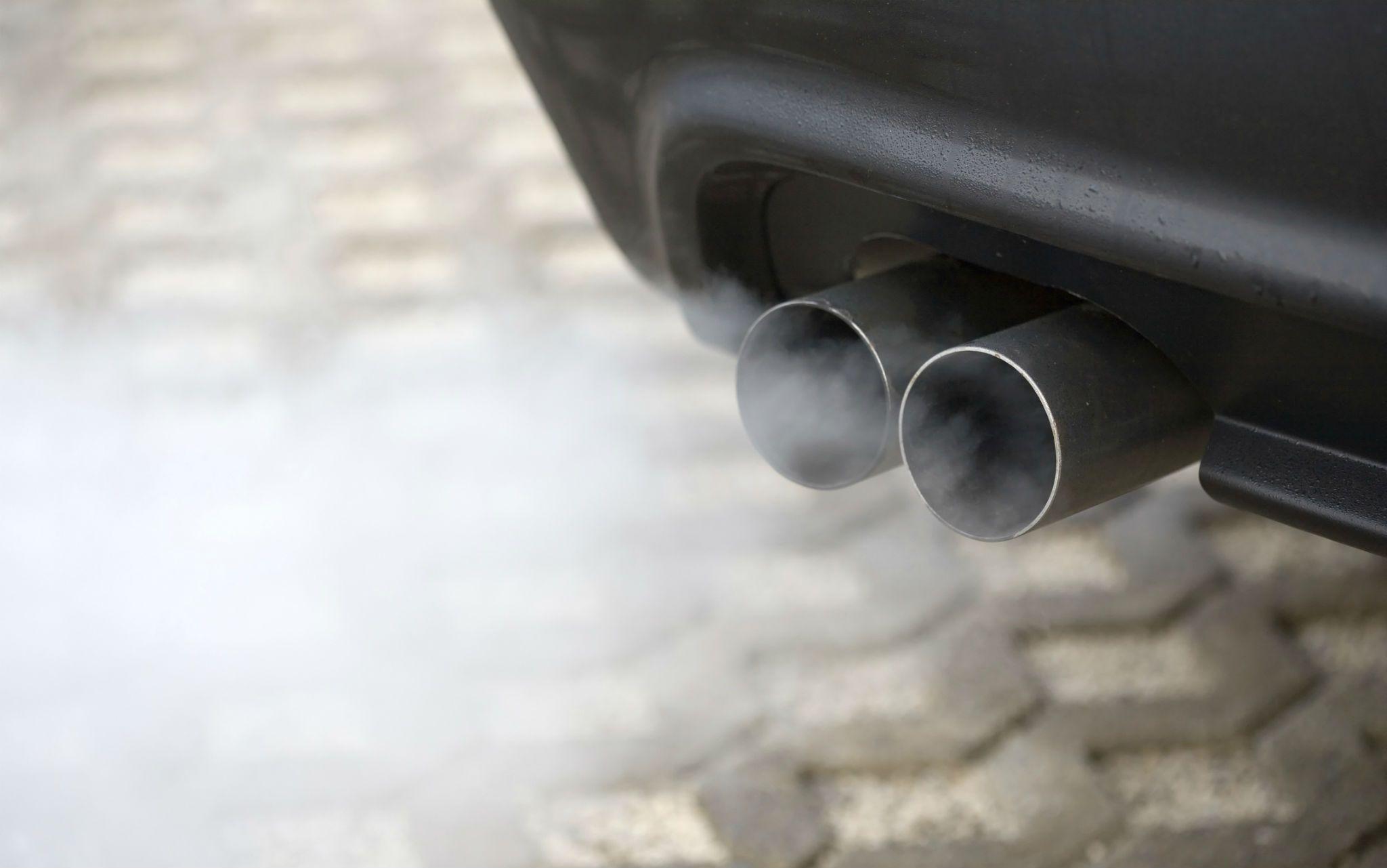 fumo diesel razao automovel