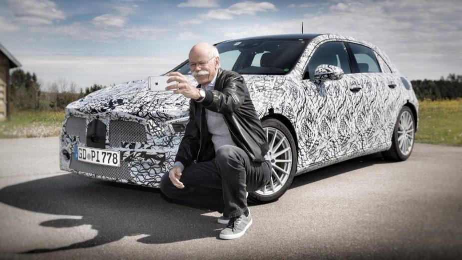 Mercedes-Benz Classe A motores