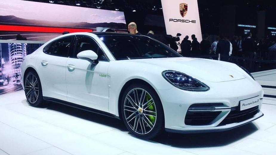 2017 Porsche Panamera Turbo S E-Hybrid