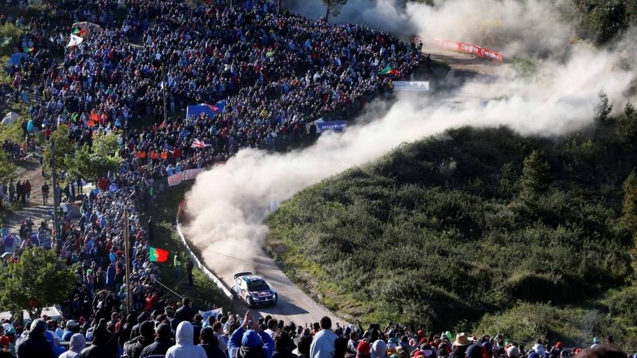 Organização do Rali de Portugal dá um 'bónus' aos principais pilotos portugueses