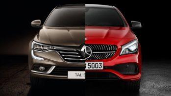 Mercedes-Benz usa motores Renault