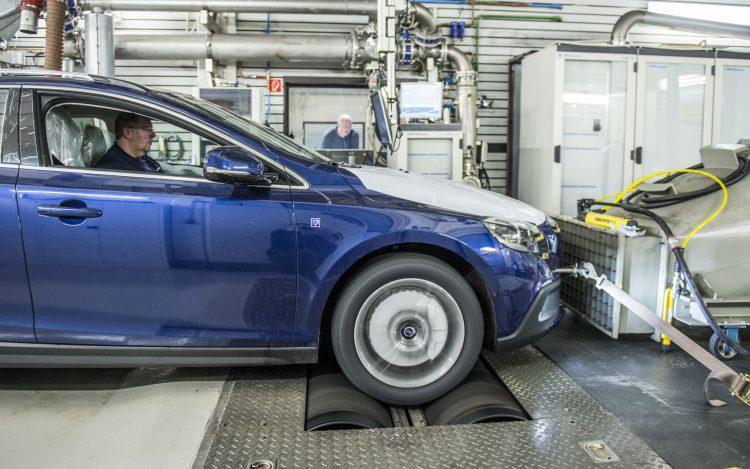 Novos testes de emissões e consumos