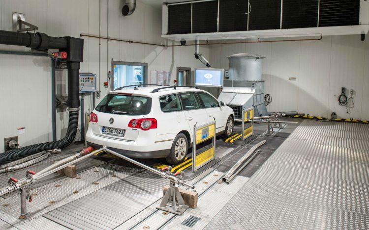 Novos testes de consumos e emissões