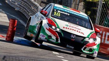 WTCC, Honda Civic de Tiago Monteiro