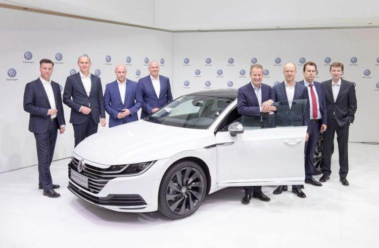 2017 Conferência Anual Volkswagen