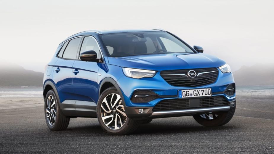 2017 Opel Grandland X