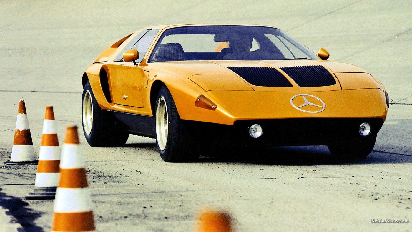 1970 Mercedes-Benz C111
