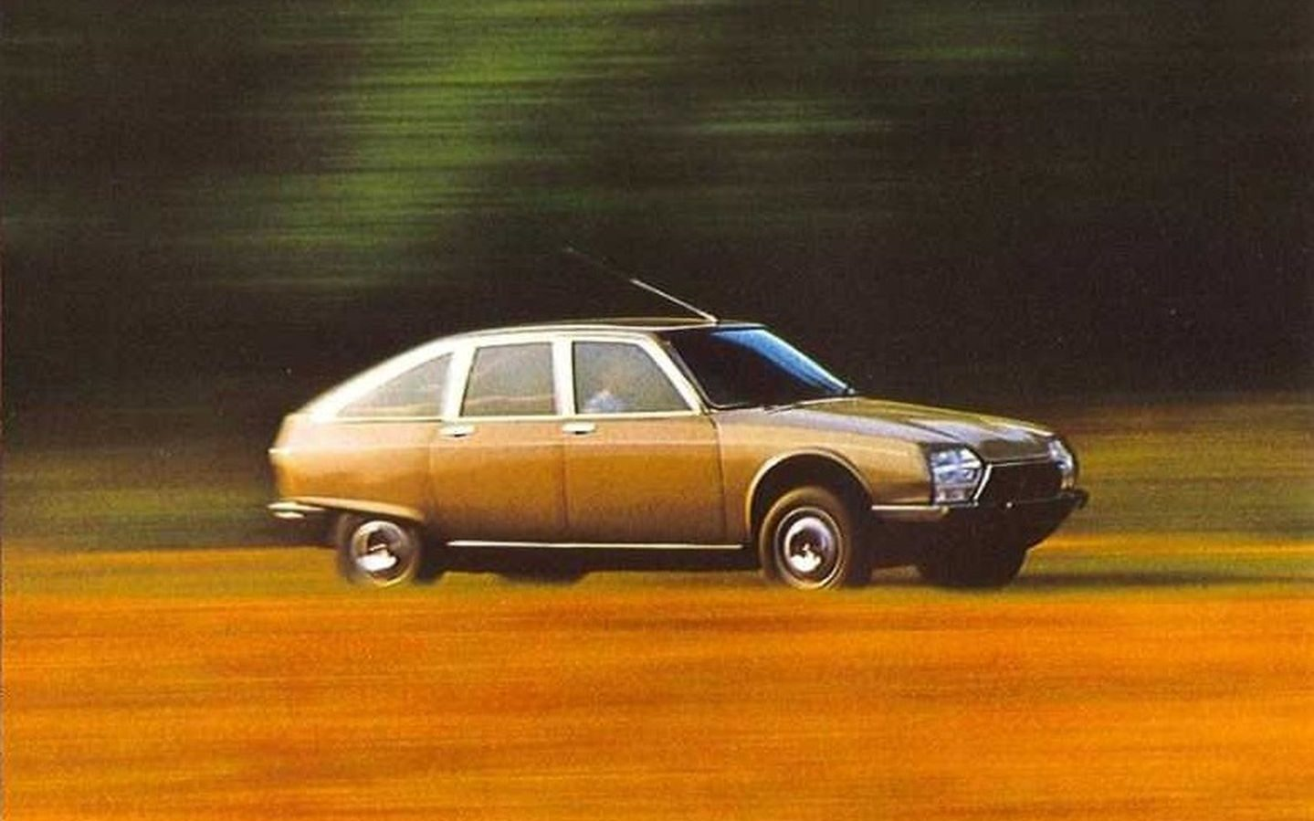 1973 Citroën GS Birotor