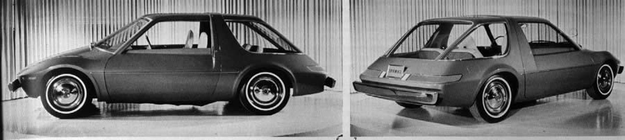 1974 AMC Pacer