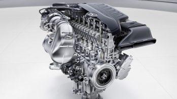 Mercedes-Benz seis cilindros em linha