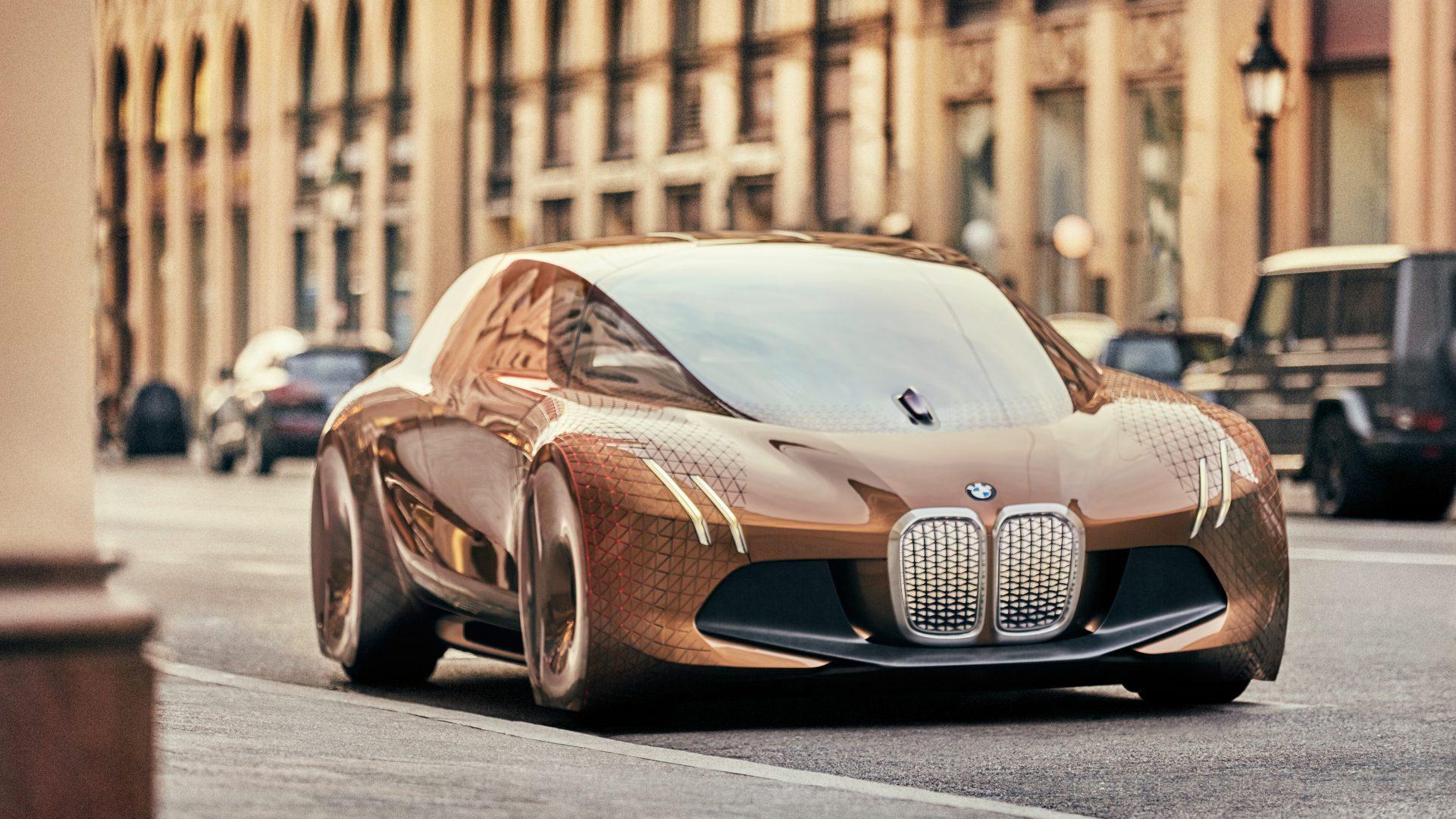 BMW iNext elétricos