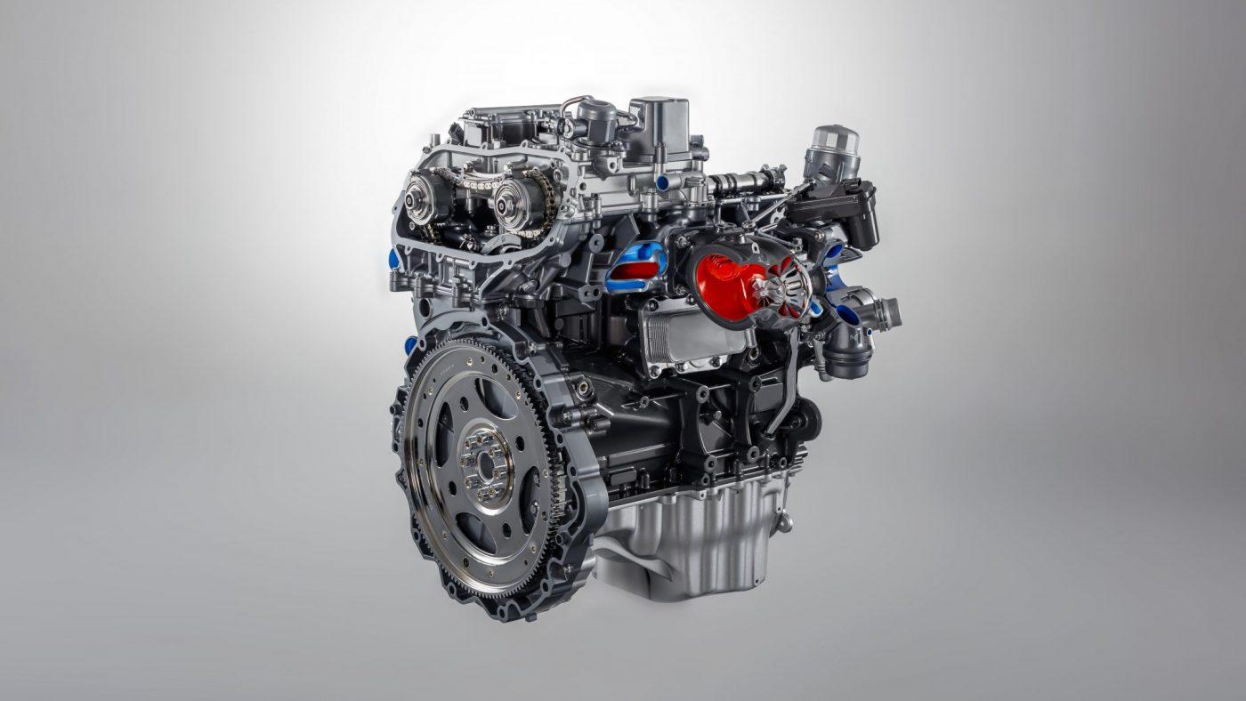 Jaguar Ingenium P300