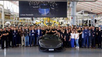 Lamborghini Huracán 8000