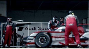 Audi LMP1 para Formula E