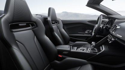 2017 Audi R8 Spyder V10 Plus - interior