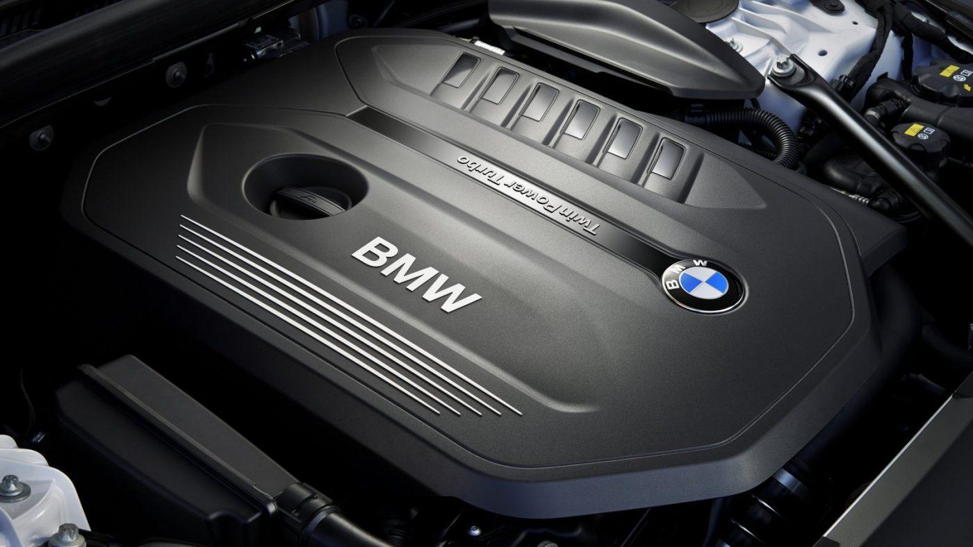 2017 BMW Série 6 GT - motor