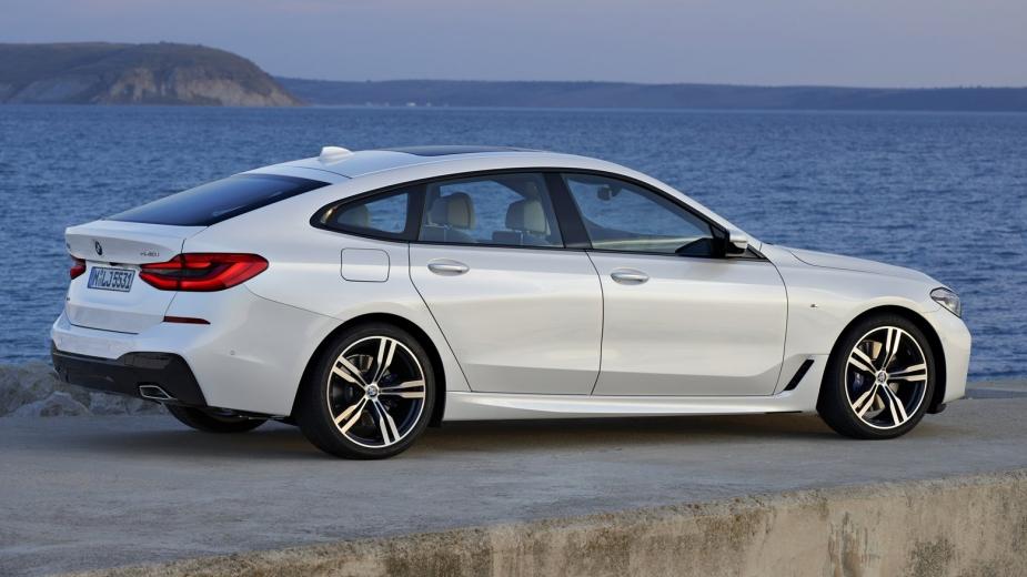 2017 BMW Série 6 GT