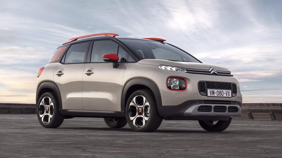 2017 Citroën C3 Aircross