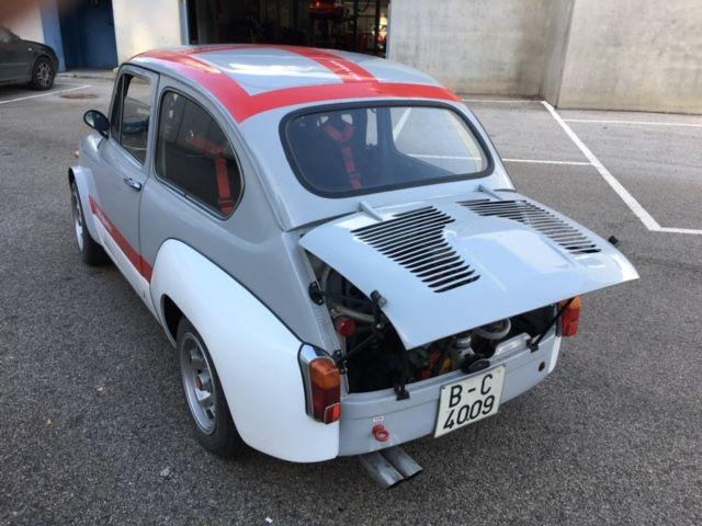 Fiat Abarth 1000 TC replica - SEAT 600
