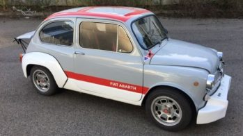Fiat Abarth 1000 TC replica - SEAT 600