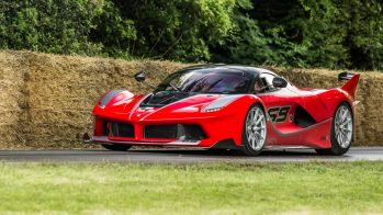 Ferrari LaFerrari FXX K em Goodwood Festival of Speed 2016