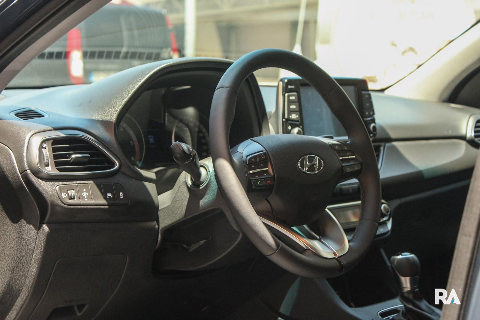 Hyundai i30 SW - painel de instrumentos