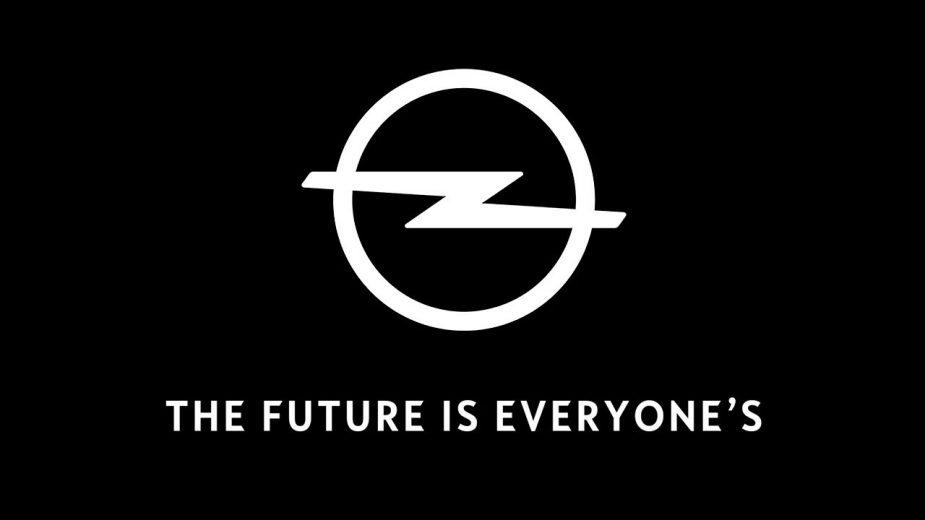 Novo logótipo Opel e assinatura