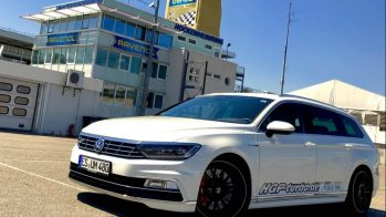 Volkswagen Passat Variant 2.0 TSI por HGP Turbo
