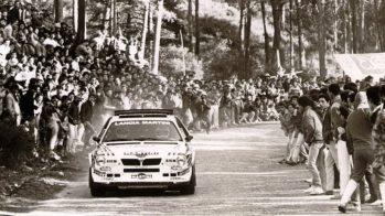 Rally de Portugal 1986