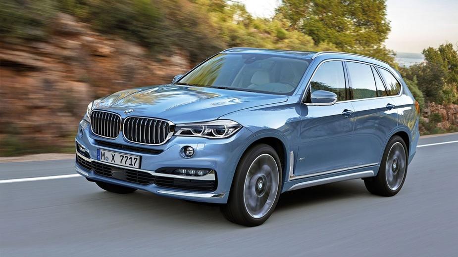 BMW Série 6 Gran Turismo é revelado em primeiras imagens