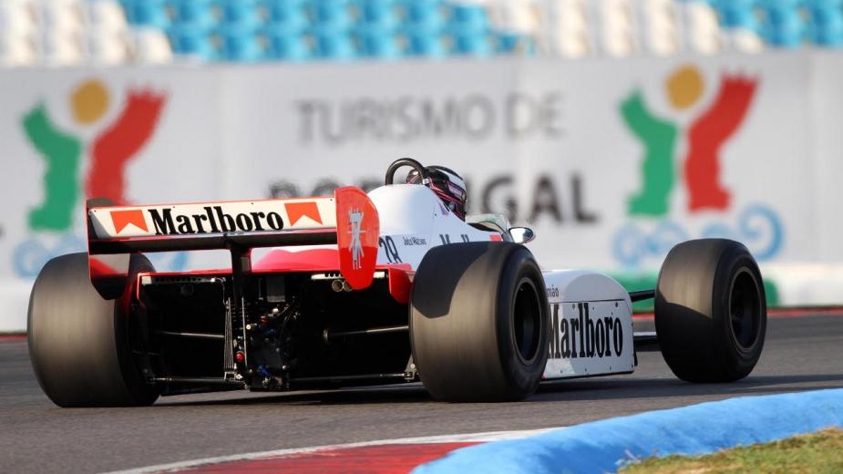 Há negociações para trazer a F1 de volta a Portugal