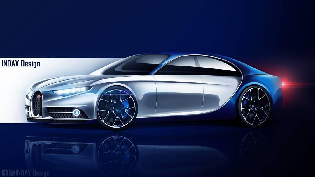 IndavDesign Bugatti Galibier