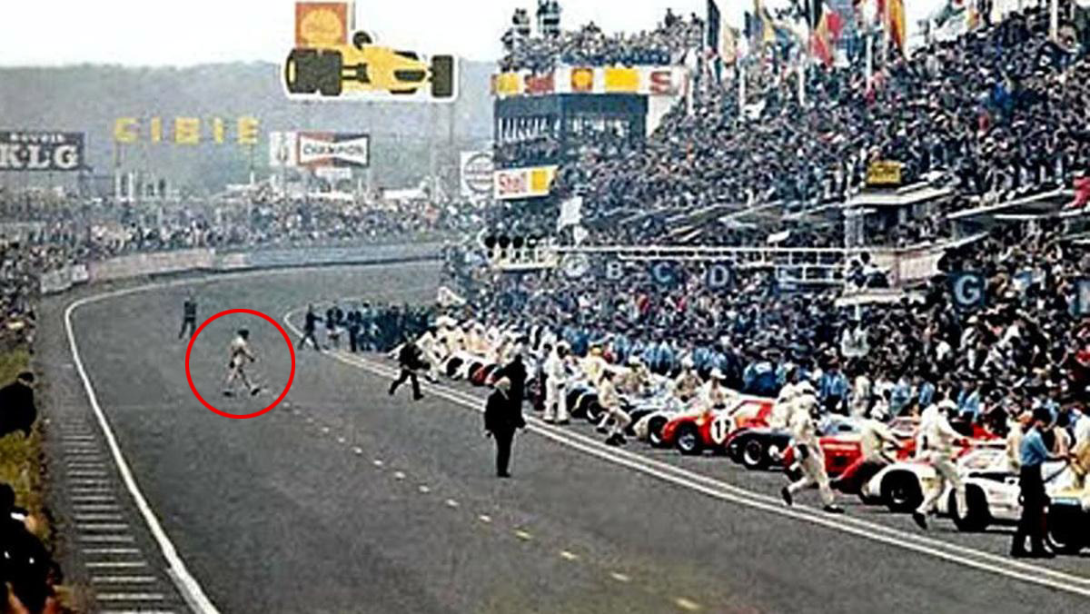 Jacky Ickx, Le Mans 1969