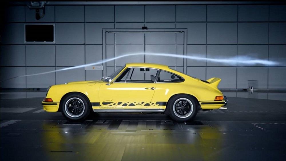 spoiler Porsche 911 Carrera RS