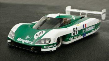WM P88 Peugeot