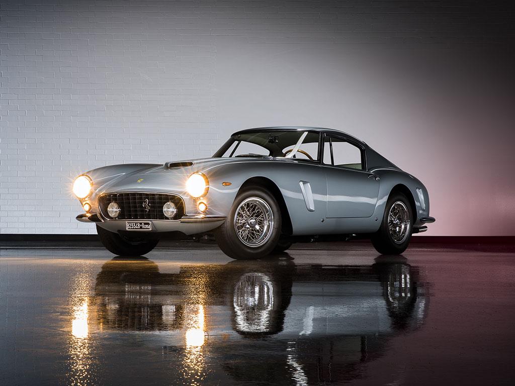 1961 Ferrari 250 GT SWB Berlinetta Scagliett