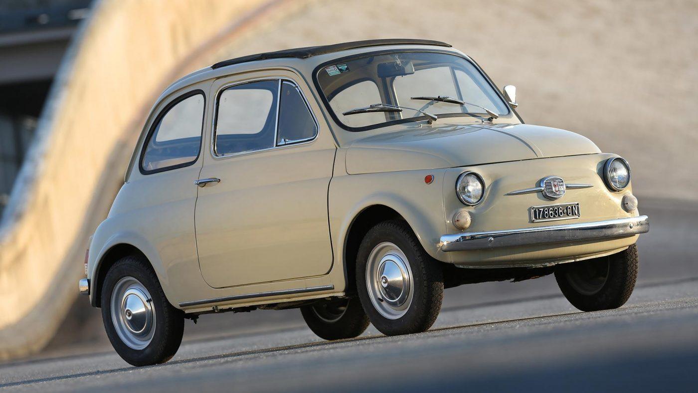 1968 Fiat 500F