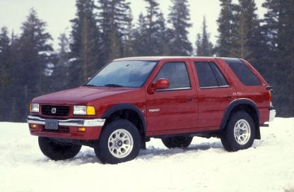 1995 Honda Passport EX.