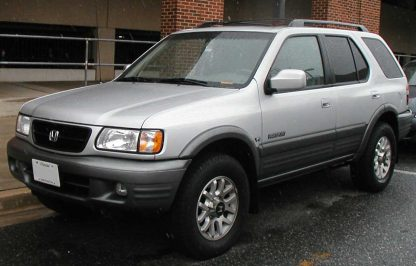 2000-02 Honda Passport