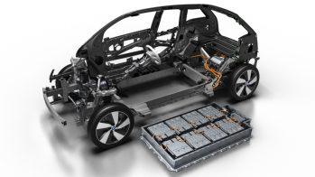 BMW i3 - pack de baterias
