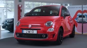 Fiat 500 dois milhões