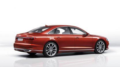 2018 Audi A8 - traseira