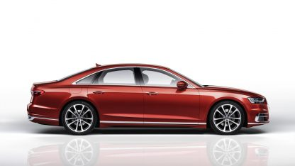 2018 Audi A8 - perfil