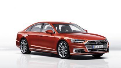 2018 Audi A8 - frente