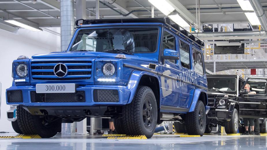 Mercedes-Benz Classe G 300000