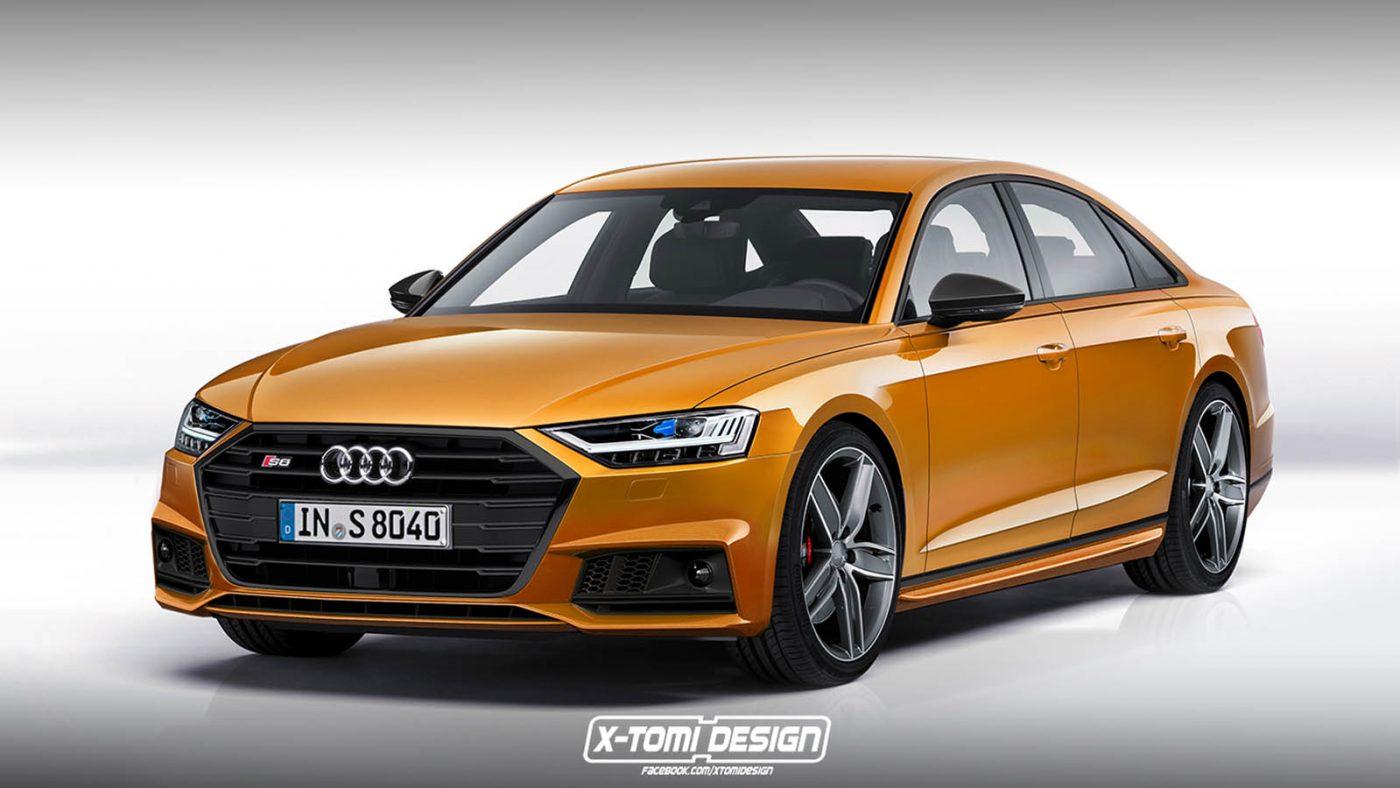 Audi S8 X-Tomi Design