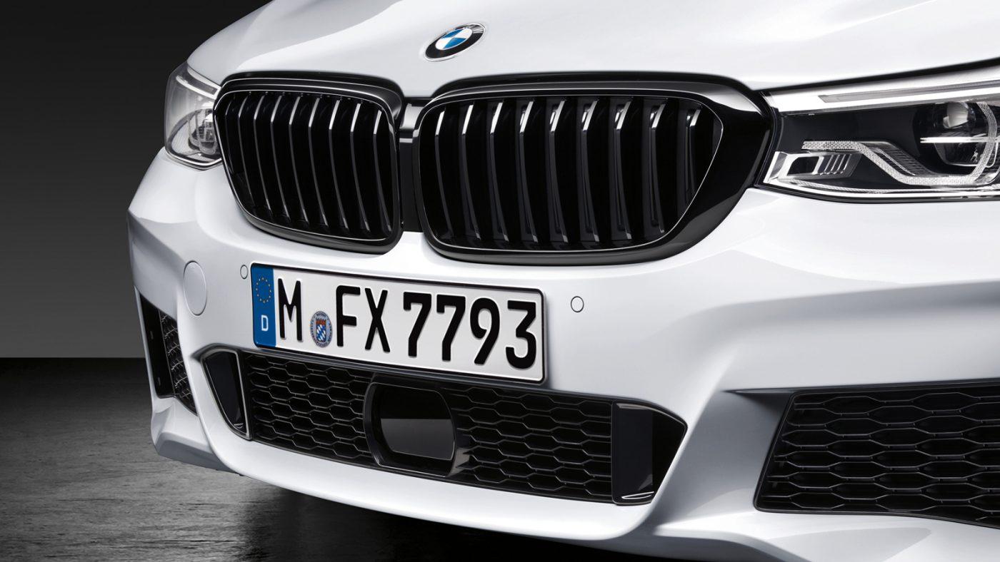 BMW Série 6 Gran Turismo M Performance