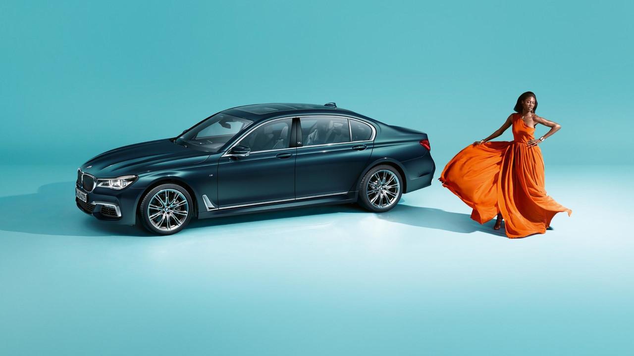 BMW Série 7 Edition 40 Jahre